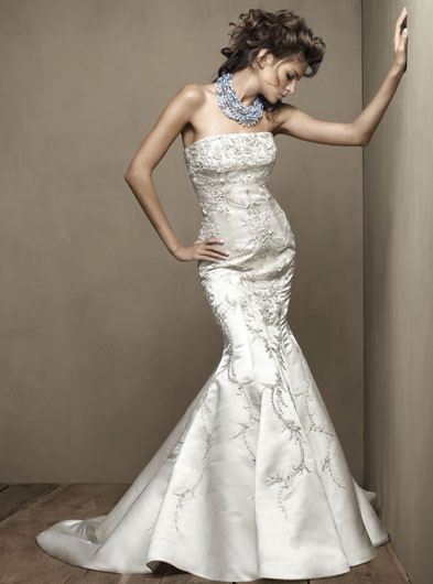 Mermaid Dresses - Mermaid Dress prom dress wedding dresses shoes ...