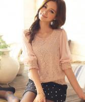 Blouse-Pink