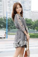 Fashion Silk Dress